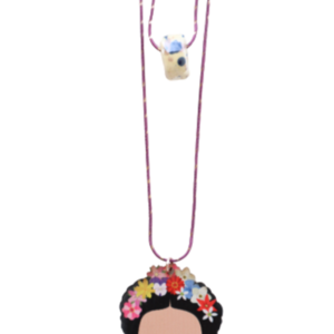 Frida Necklace Portugal Version