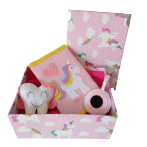 Giftbox unicorn