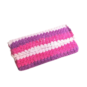 Crochet bocket