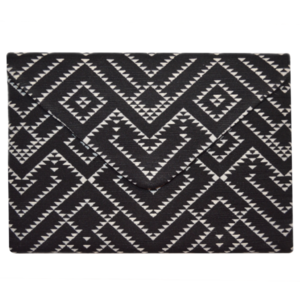 Boho-Chic Clutch Envelope Bag 28x19cm